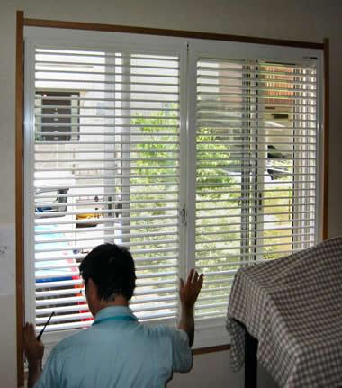 出窓は、セフティルーバーで対応